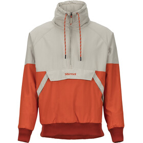 Marmot M's Lynx Insulated Anorak Light Khaki/Orange Haze